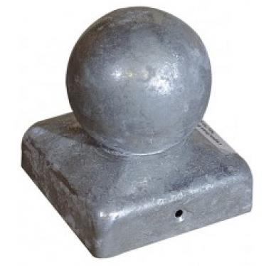 Chapeau de poteau boule