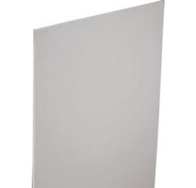 Plaque de plâtre BA13 NF 60/250 cm