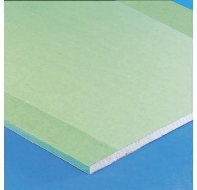 Plaque de plâtre BA13 HYDRO NF 60/250 cm