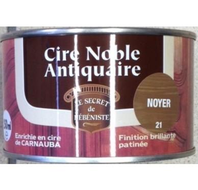 Cire Noble Antiquaire Syntilor - 250ml Coloris Noyer