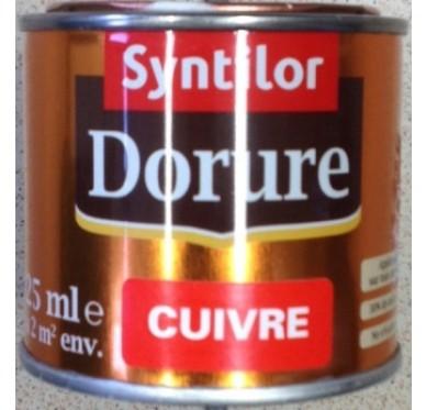 Dorure Syntilor 125ml cuivre