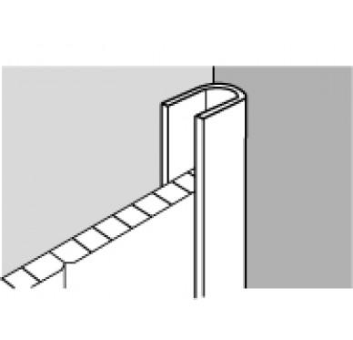 Profil de départ PVC