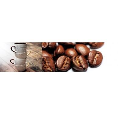 Blister de 5 Listels Décor Café 5 x 20 cm