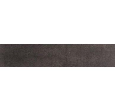 Plinthe carrelage 8 X 45 cm, Noir