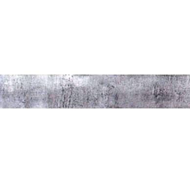 Plinthe Clay Grafito 8x45, Gris foncé