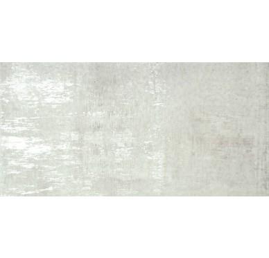Carrelage pour sol intérieur en grès cérame émaillé 30.8 X 61.5 cm, blanc