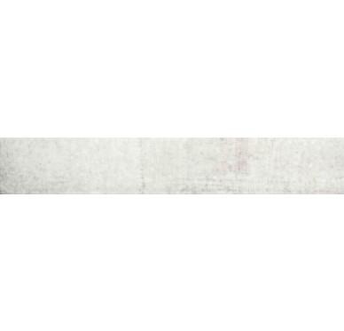 Plinthe carrelage 10 X 61.5 cm, Blanc
