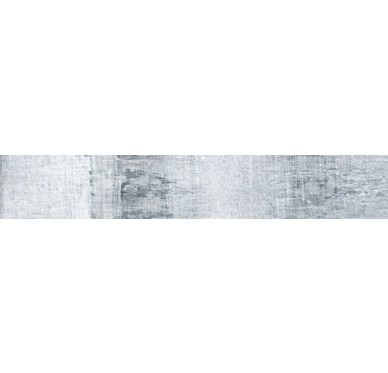 Plinthe carrelage 10 x 61.5 cm, Gris clair