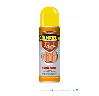 Le Colmateur Tuile 'Acrylique + Pigment Terracotta'