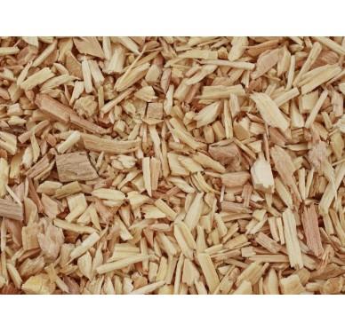 Coponature plaquettes de bois naturel 60 Litres