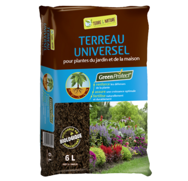 Terreau Universel Greenprotect