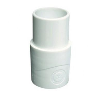 Embout plastique mâle D40 MM