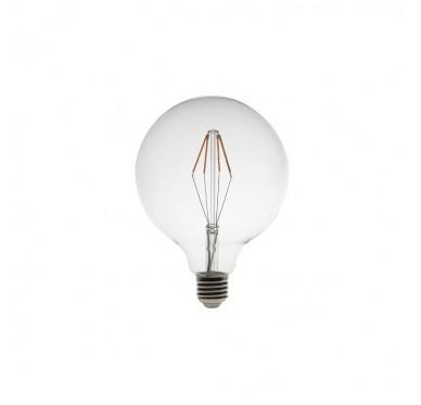 Ampoule à filament LED style rétro G125 - 4.5W - E27