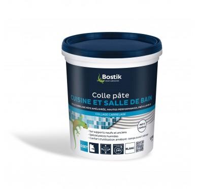 Colle pâte cuisine et salle de bain D2ET 1.5kg