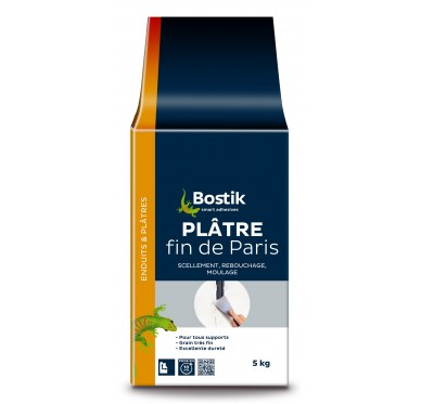 Plâtre fin de Paris 5kg