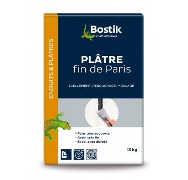 Plâtre fin de Paris 15kg