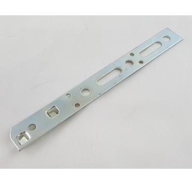 Patte de fixation pour porte d'entrée écart 42 mm