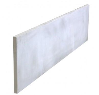 Plaque de soubassement droite H.50 cm