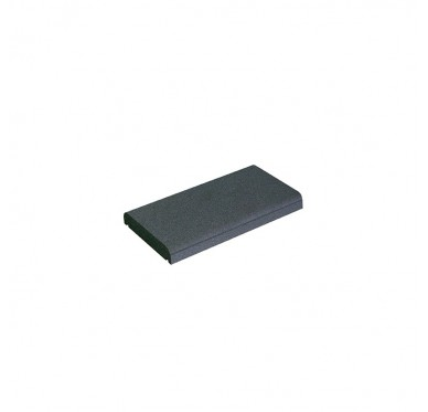 Couvre-mur plat anthracite