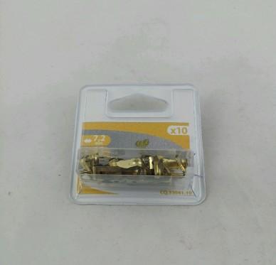 Crochet à tableau ,H23xL7,2xP8mm