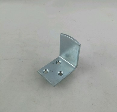 Équerre taquet de lit, support de sommier, à visser L35 H49 P49 Ep3.5mm