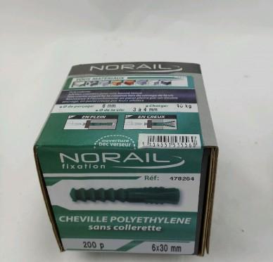 Cheville universelle L23xDi6mm