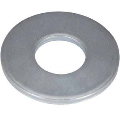 Rondelle plate moyenne Ep0.8xDi4,3xDe9mm