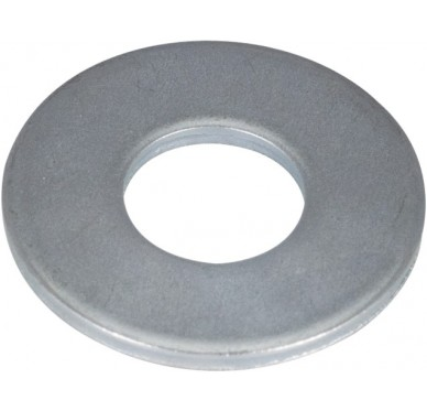 Rondelle plate moyenne Ep2.5xDi12xDe27mm