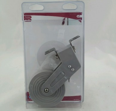 Enrouleur, sans boitier, H160xl120xP23mm, entraxe 66 mm
