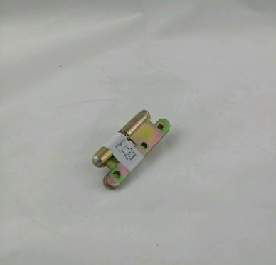 Paumelle de paris droite, pour vis Ø3.5 mm, Ø11xL45xH90xEp2,5mm