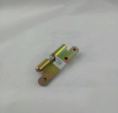 Paumelle de paris droite, pour vis Ø3.5 mm, Ø12,5xL55xH110xEp3mm
