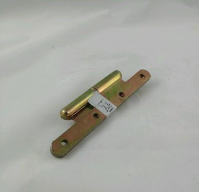 Paumelle de paris droite, pour vis Ø4 mm, Ø14,5xL60xH160xEp3,5mm