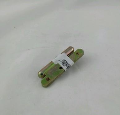 Paumelle de paris gauche, pour vis Ø3.5 mm, Ø11xL40xH80xEp2,5mm