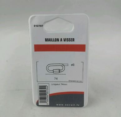 MAILLON RAPIDE ZG D 8 .