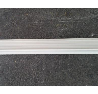 Règle joint à béton plate  Hauteur 80 mm
