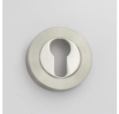 Lot de 2 rosaces Kréativa trou de clé i