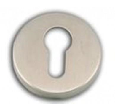 Lot de 2 rosaces Inox SS304 trou de clé i