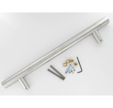 Bâton de maréchal - longeur 50cm Alu brossé