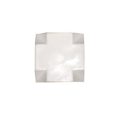 Croisillon en PVC pour petit bois en PVC