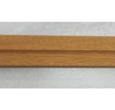 Tapée d'isolation en bois pour une isolation de 100 mm 54 x 25 L228 mm