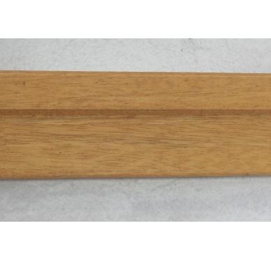 Tapée d'isolation en bois pour une isolation de 120 mm 75 x 25 L2280 mm