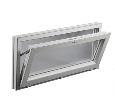 Fenêtre PVC Gamme E.PRO abattant H 45 x L 80 cm