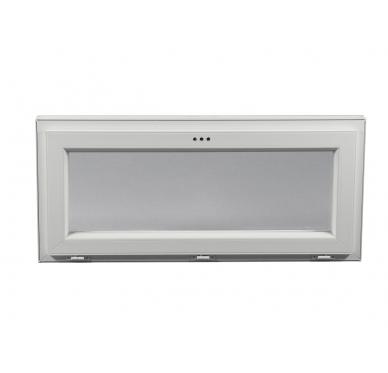 Fenêtre PVC Gamme E.PRO abattant H 60 x L 120 cm