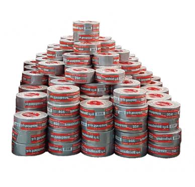 Ruban adhésif toilé gris 50MM x 50M