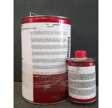 Vitrifcateur incolore qualité pro 5L + 0,5L de durcisseur au polyuréthane