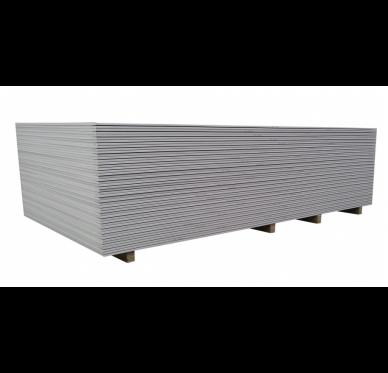 Plaque de plâtre BA10 Standard NF 120/250 cm