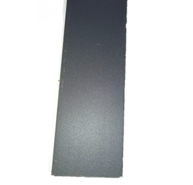 Tapée d'isolation grise en PVC E.PRO épaisseur 55 mm x longueur 3000 mm