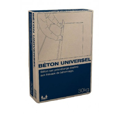 Béton universel sac de 30kg