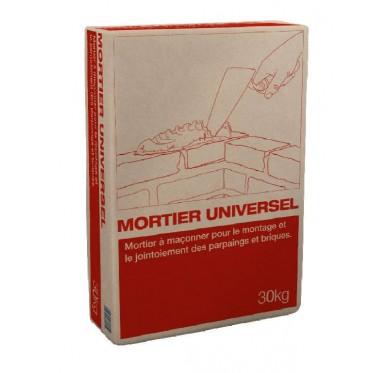 Mortier universel sac de 30kg