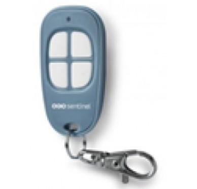 Telecommande control gate bleu